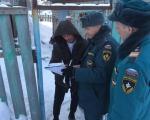 профилактический райд в микрорайоне Нижегородка