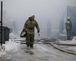 Пожарно-спасательными подразделениями при тушении пожара в Советском районе г. Уфы эвакуировано 8 человек