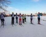 22 отряд Чемпионы Спартакиады ГУ МЧС России по Республике Башкортостан по лыжным гонкам