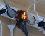 Меры пожарной безопасности при эксплуатации электрооборудования