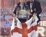 Равиль Галиев вернулся победителем с Чемпионата Мира боевых искусств  в Италии
