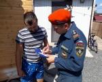 профилактический рейд в Ленинском районе Уфы
