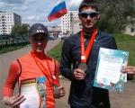участие сотрудников 22 отряда в VIII Нефтекамском легкоатлетическом полумарафоне, посвященного Дню России