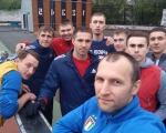 Сборная команда ГУ МЧС России по  Республики  Башкортостан по пожарно-спасательному спорту  тренируется в Челябинске