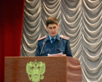 В Уфимском юридическом институте проведены беседы о противопожарной безопасности и ходе подготовки к выборам Президента Российской Федерации