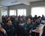 Проведены занятия по служебной подготовке в школе повышения оперативного мастерства