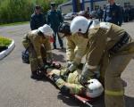 Соревнования среди подразделений добровольной пожарной охраны на звание «Лучшая добровольная пожарная команда ФГКУ «22 отряд ФПС по Республике Башкортостан»