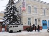 Центр противопожарной пропаганды и общественных связей  открыт для посетителей в Новогодние праздники