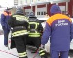 Среди пожарно-спасательных подразделений ФПС прошли соревнования по проведению аварийно-спасательных работ при ЧС на автотранспорте, второе место заняла команда ФГКУ «22 отряд ФПС по Республике Башкортостан»