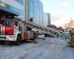 В Уфе прошли крупномасштабные пожарно-тактические учения