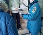 Профилактический рейд на территории Кировского района Уфы