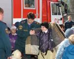 В Уфе сотрудники 22 отряда провели Всероссийский открытый урок «Основы безопасности жизнедеятельности»