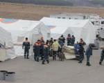 Аэромобильная группировка СЧ-55 участвует в КШУ по ликвидации последствий паводка