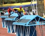 Первый день зональных соревнований по пожарно-спасательному спорту В Челябинске