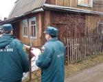 Профилактические мероприятия в Уфимском районе садовых товариществах поселка Лебяжий