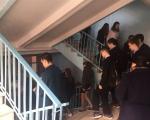 Месячник пожарной безопасности: учебная тревога в школе № 79