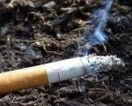 Курение - распространенная причина пожаров